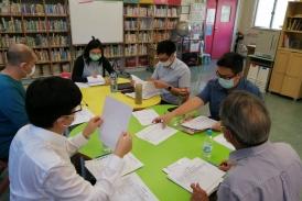 與香港中文大學教授共同優化教學