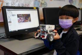 Lego機械人課程