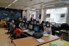 數學科老師參加電子學習培訓工作坊
