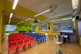 多媒體音樂電子創意教室