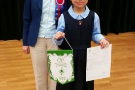 校際朗誦節  本校學生屢獲佳績